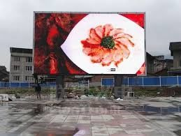 China IP65 P6 Outdoor LED Video Wall Customized For Station / Port ISO 9001 Approved supplier
