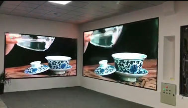 China Promotion P6 Indoor Full Color LED Display / LED Billboard / LED Wall / LED Sign supplier