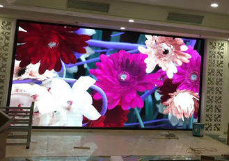 China P5 Advertising LED Display Screen , Indoor SMD LED Display High Efficiency Luminescence supplier
