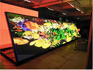 China Open Cabinet P10 Full Color LED Signs Wide Viewing Angle Low Power Consumption company