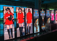 China HD P2.5 Poster / Mirror LED Screen SMD 2121 Full Color For Show Case factory