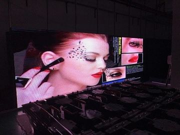 P10 Outdoor Full Color LED Display / SMD 3535 LED Video Wall Screen High Brightness