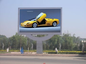 China High Definition P5 LED Display Full Color Outdoor Waterproof IP65 For Advertising distributor