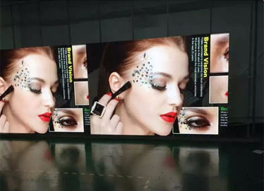 Full Color P6 Indoor Advertising LED Display Panel Board For Transportation
