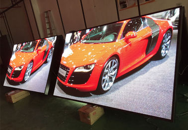 China Front Access Full Color LED Signs High Brightness P4 Outdoor LED Display distributor